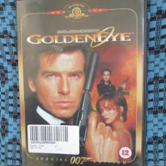 GOLDEN EYE 007 - 1 DVD ORIGINAL FILM cu PIERCE BROSNAN - CA NOU!!!