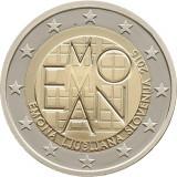 REDUCERE - Slovenia moneda comemorativa 2 euro 2015 - EMONA - UNC, Europa