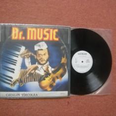 CĂTĂLIN TÎRCOLEA/TARCOLEA : Dr. Music (1992)(vinil mai raruț de jazz autohton) - Muzica Jazz electrecord