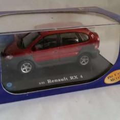 Macheta auto / masina de colectie din metal scala 1:43 Renault RX4