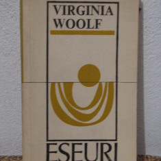 VIRGINIA WOOLF -ESEURI