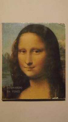 I. Sabetay - Leonardo da Vinci (1964, album) foto