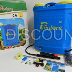 Pompa de stropit electrica Pandora 20L tija alama vermorel pulverizator electric - Pompa pentru stropit