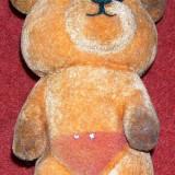 ursuleţ din buret (14 x 7cm)