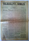 Ziar antebelic TELEGRAFUL ROMAN  Nr. 117 Sibiu 1913 - anunturi, reclame