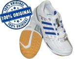 Adidasi dama Adidas Court Climacool - adidasi originali - handbal, 36 2/3, Alb, Textil