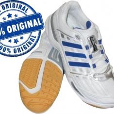 Adidasi dama Adidas Court Climacool - adidasi originali - handbal, Culoare: Alb, Marime: 36 2/3, Textil