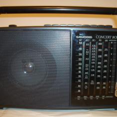 Radio GRUNDIG CONCERT BOY 230 - Aparat radio