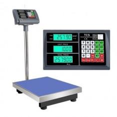Cantar electronic platforma 500 kg Piata sau Engross Angro