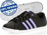 Adidasi dama Adidas Derby QT - adidasi originali - piele naturala, 38 2/3, Negru