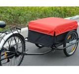 Remorca de bicicleta Cargo volum cca 145 litri