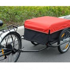 Remorca de bicicleta Cargo volum cca 145 litri - Remorca bicicleta