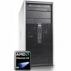 PC sh HP dc5850Mt AMD Phenom X3 8600B 2gbDDR2 80gb - Sisteme desktop fara monitor