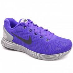 Adidasi originali NIKE LUNARGLIDE 6 FLASH - Adidasi barbati Nike, Marime: 40.5, 42, Culoare: Din imagine, Textil