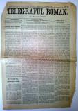 Ziar antebelic TELEGRAFUL ROMAN  Nr. 98 Sibiu 1913 - anunturi, reclame