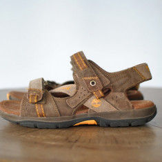 TIMBERLAND SANDALE DE PIELE MARIMEA 39 - Sandale copii Timberland, Culoare: Din imagine, Baieti, Piele naturala