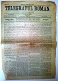 Ziar antebelic TELEGRAFUL ROMAN  Nr. 121 Sibiu 1912 - anunturi, reclame