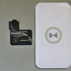 Incarcator wireles Samsung S4 (i9500, i9505, i9506) - Incarcator telefon Samsung