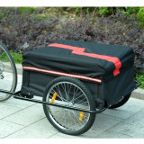 Remorca de bicicleta pentru transport