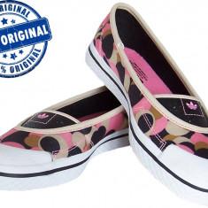 Balerini Adidas Originals Honey Slipper pentru femei - adidasi originali - panza