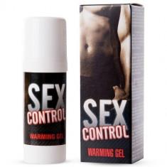 Sex Control Erect crema erectie, 30ml