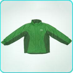 Geaca primavara-toamna, impermeabila, gluga, REGATTA _ baieti | 11-12 ani | 152, Marime: Alta, Culoare: Verde