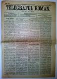Ziar antebelic TELEGRAFUL ROMAN  Nr. 134 Sibiu 1913 - anunturi, reclame