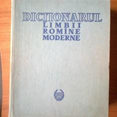 E4 DICTIONARUL LIMBII ROMANE MODERNE