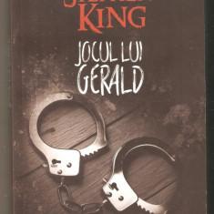 Stephen King-Jocul lui Gerald - Carte Horror