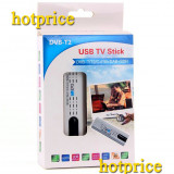 Tuner TV Extern NOU Digital UPC, Rcs Rds, USB DVB-C -T-T2 DVBC DAB HDTV Radio FM