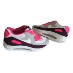 Nike Air Max Walkmaxx - Adidasi dama Nike, Culoare: Alb, Marime: 35, 36, 37, 38, 39, 40, Textil