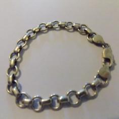 Bratara argint vintage - 66