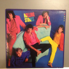 ROLLING STONES - DIRTY WORK (1986 / CBS REC/ HOLLAND) - VINIL/ROCK/IMPECABIL - Muzica Rock Columbia