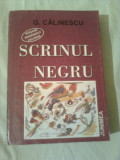 SCRINUL NEGRU  ~ GEORGE CALINESCU, 1996