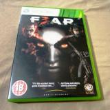 Joc FEAR 3, xbox360, original! Alte sute de jocuri!