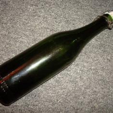 Sticla militara germana, de bautura alcoolica, al 3-lea Reich, colectie/vintage