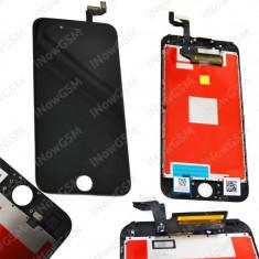 Display ecran LCD + touch screen geam sticla Apple iPhone 6S alb - Display LCD