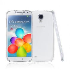 Husa slim samsung galaxy s4 - Husa Telefon Accessorize, Transparent, Silicon, Fara snur
