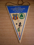 MCFA - FANION - STEAUA BUCURESTI - OMONIA NICOSIA - CCE - 21 OCTOMBRIE 1987