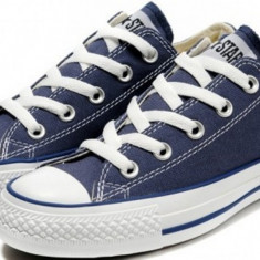 Converse All Star clasic - Tenisi barbati Converse, Marime: 36, 37, 38, 39, 40, 41, 42, 43, 44, Culoare: Albastru, Textil