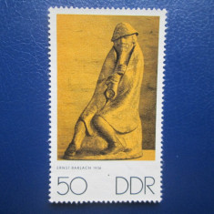 TIMBRE GERMANIA DDR NESTAMPILAT
