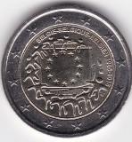Belgia  2 euro 2015 steagul UE UNC, Europa