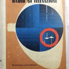 DEPANAREA RECEPTOARELOR DE RADIO SI TELEVIZIUNE - BARBU - BASOIU  - ANUL 1972