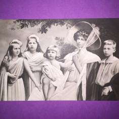 Familia Regala - Regina Elisabeta - Carte Postala Muntenia 1904-1918, Circulata, Fotografie