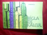 I.Irimescu - Rigla de Calcul - Ed. Tehnica 1978