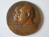 Cumpara ieftin MEDALIA UNIVERSUL 50 ANI IN SERVICIUL NEAMULUI 1884-1933