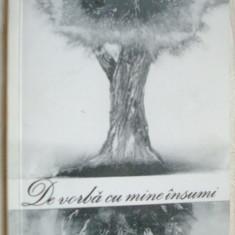ELIZA CANTARAGIU-DE VORBA CU MINE INSUMI, Munchen85/desene NICOLAE MANIU/autograf - Carte poezie