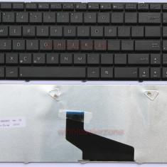 Tastatura laptop Asus K53U K53B K53T X53B X53U K73T X73B panglica in sus 2 prinder