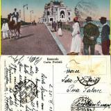 Constanta-  Cazino si Bulevardul. Camila. - animata