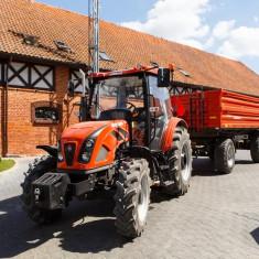 Tractor Ursus C380, motor Perkins 75CP, 4x4